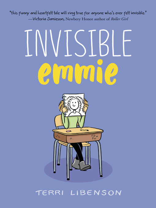 Title details for Invisible Emmie by Terri Libenson - Wait list