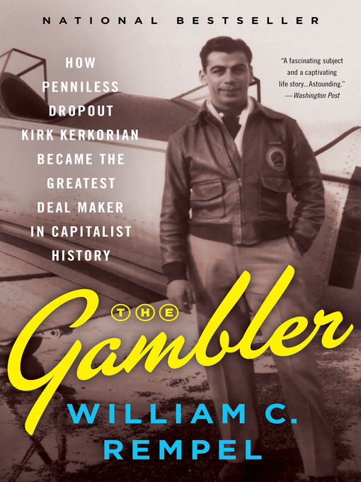 Title details for The Gambler by William C. Rempel - Wait list