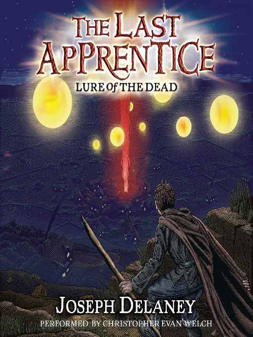 Title details for Lure of the Dead by Joseph Delaney - Available