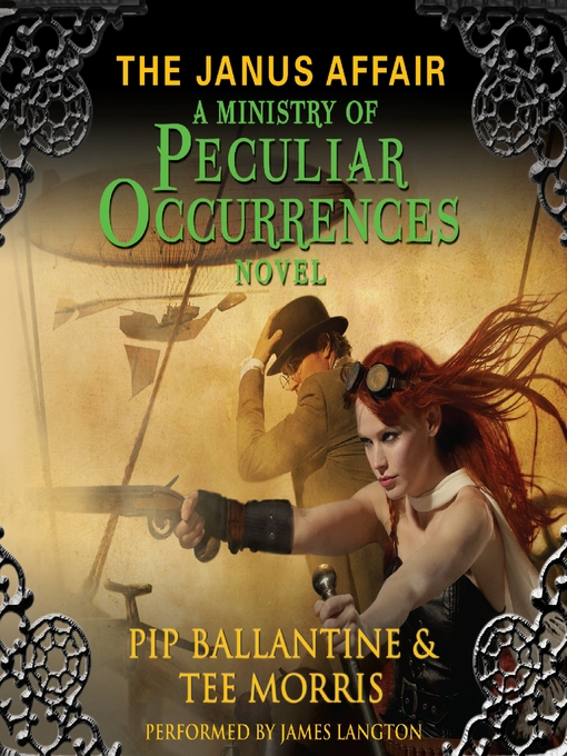 Title details for The Janus Affair by Pip Ballantine - Available