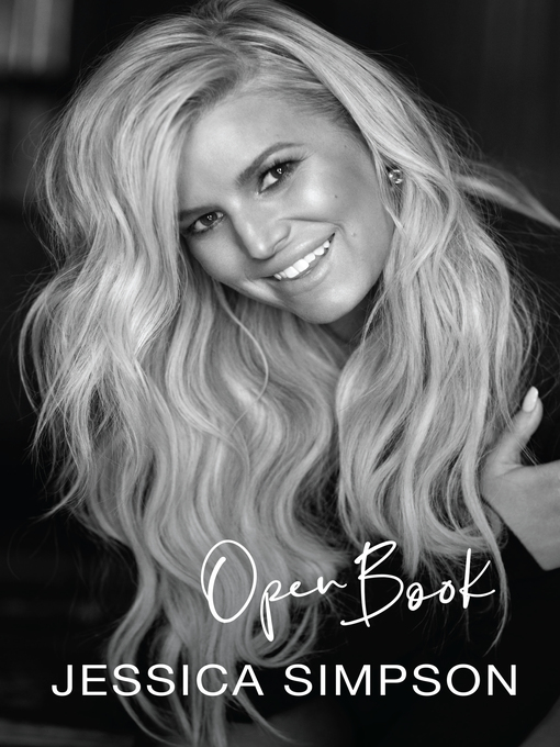 Title details for Open Book by Jessica Simpson - Wait list