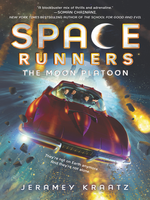Cover of Space Runners #1