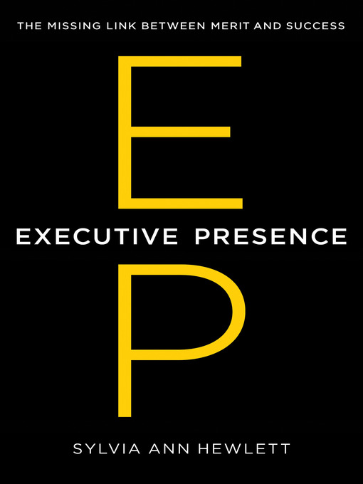 Cover of Executive Presence