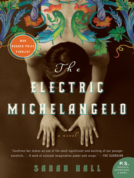 Title details for The Electric Michelangelo by Sarah Hall - Available