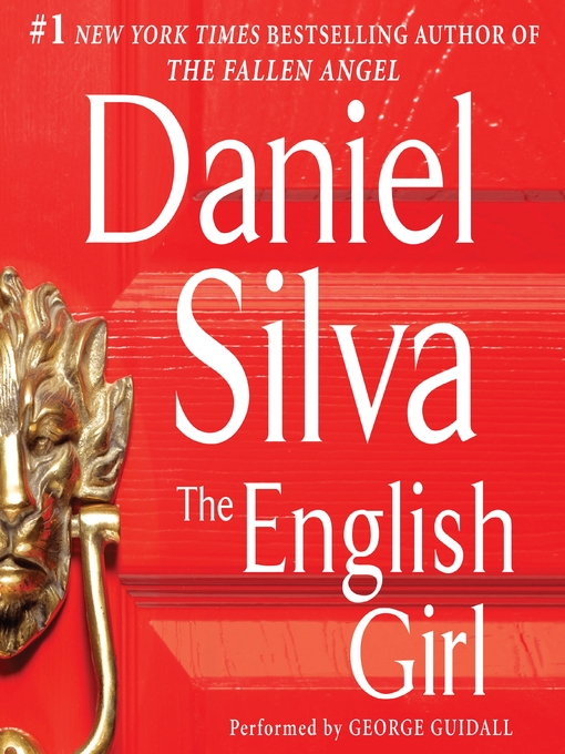 Title details for The English Girl by Daniel Silva - Wait list