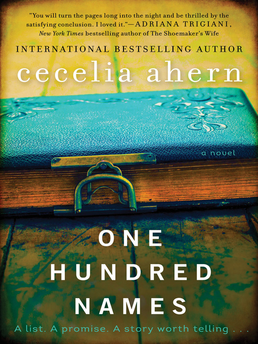 Title details for One Hundred Names by Cecelia Ahern - Available