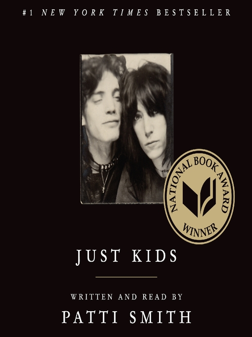Title details for Just Kids by Patti Smith - Wait list
