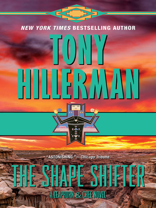 Title details for The Shape Shifter by Tony Hillerman - Wait list