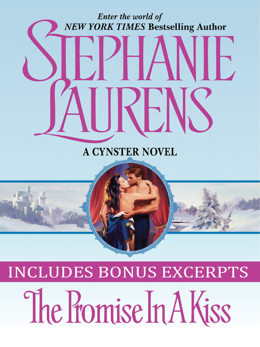 Title details for The Promise in a Kiss with Bonus Material by STEPHANIE LAURENS - Wait list
