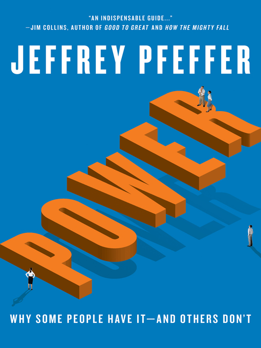 Title details for Power by Jeffrey Pfeffer - Wait list