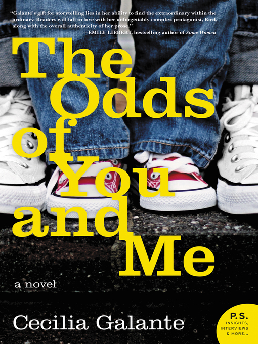 Title details for The Odds of You and Me by Cecilia Galante - Available