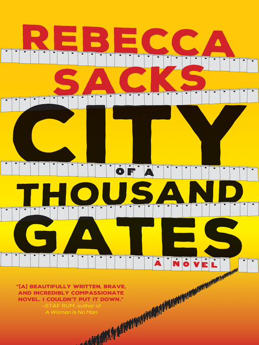 Title details for City of a Thousand Gates by Rebecca Sacks - Wait list