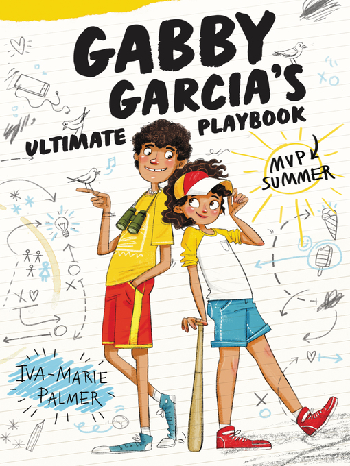 Title details for Gabby Garcia's Ultimate Playbook #2 by Iva-Marie Palmer - Available