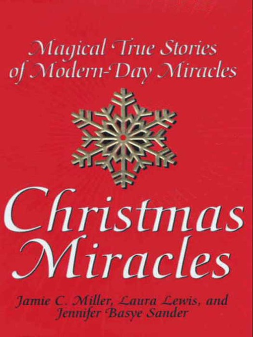 Title details for Christmas Miracles by Jamie Miller - Available
