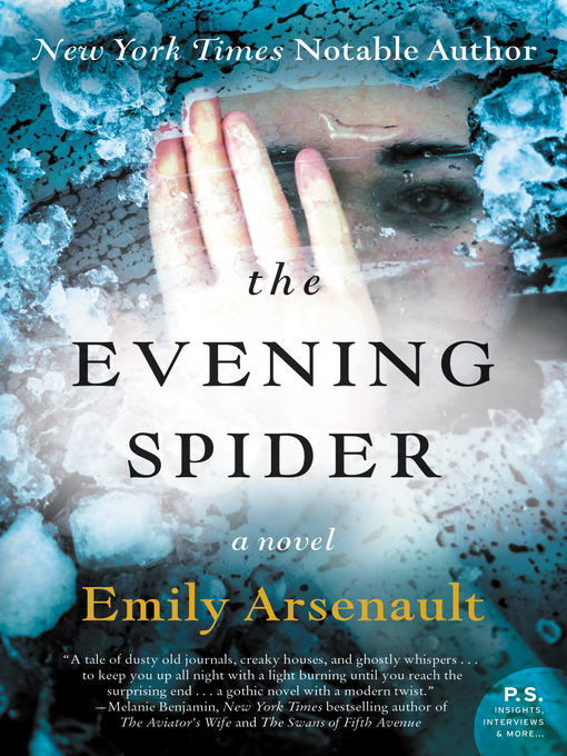 Title details for The Evening Spider by Emily Arsenault - Wait list