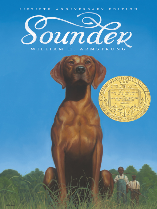 Title details for Sounder by William H. Armstrong - Wait list