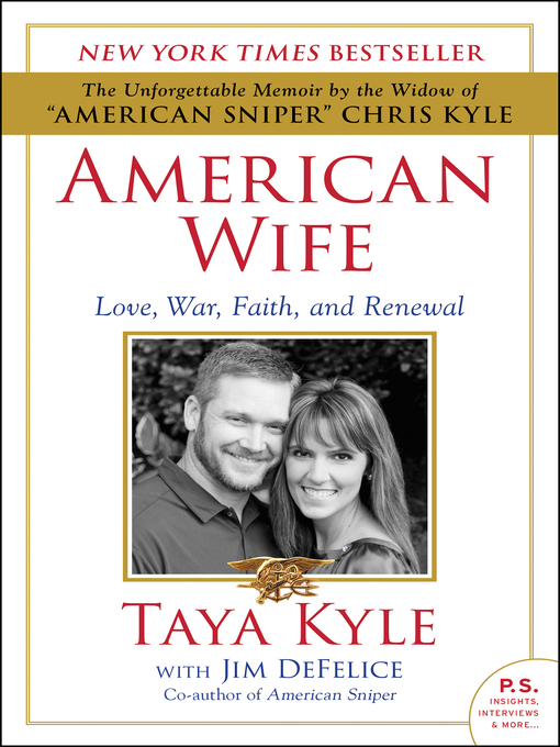Cover of American Wife