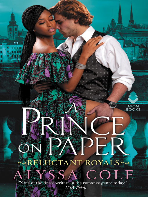 Title details for A Prince on Paper by Alyssa Cole - Wait list