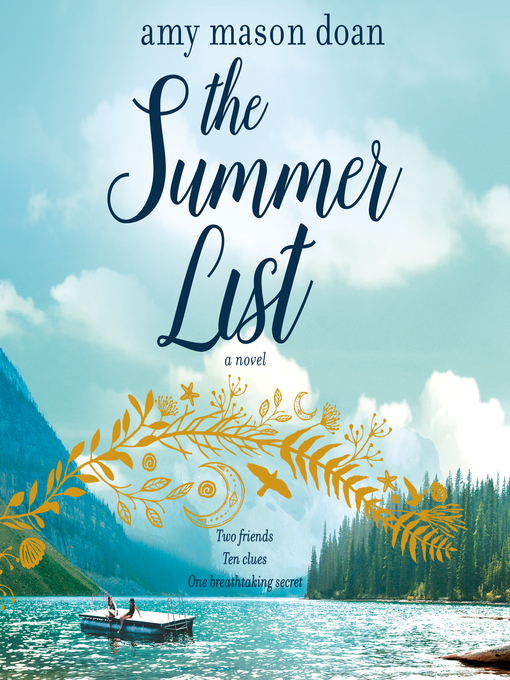 Title details for The Summer List by Amy Mason Doan - Wait list
