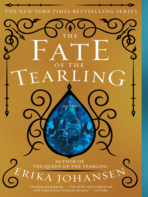 Title details for The Fate of the Tearling by Erika Johansen - Wait list