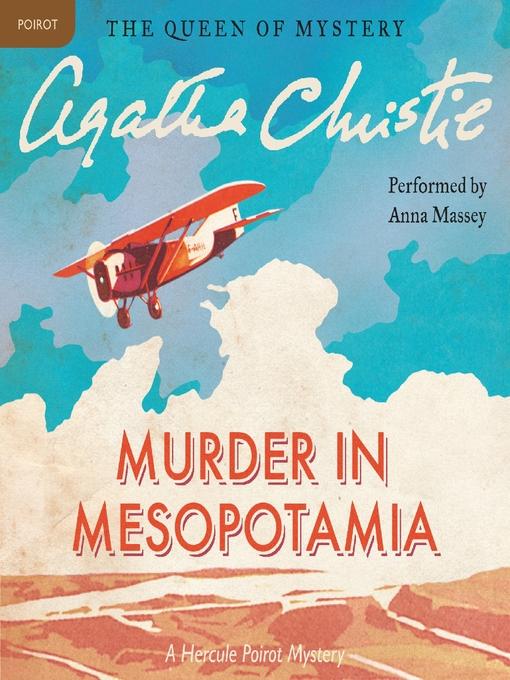 Title details for Murder in Mesopotamia by Agatha Christie - Wait list