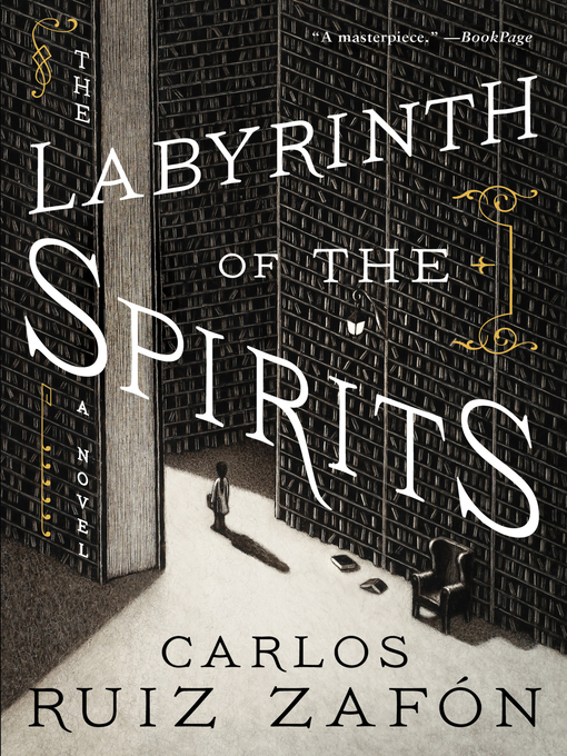 Title details for The Labyrinth of the Spirits by Carlos Ruiz Zafon - Wait list