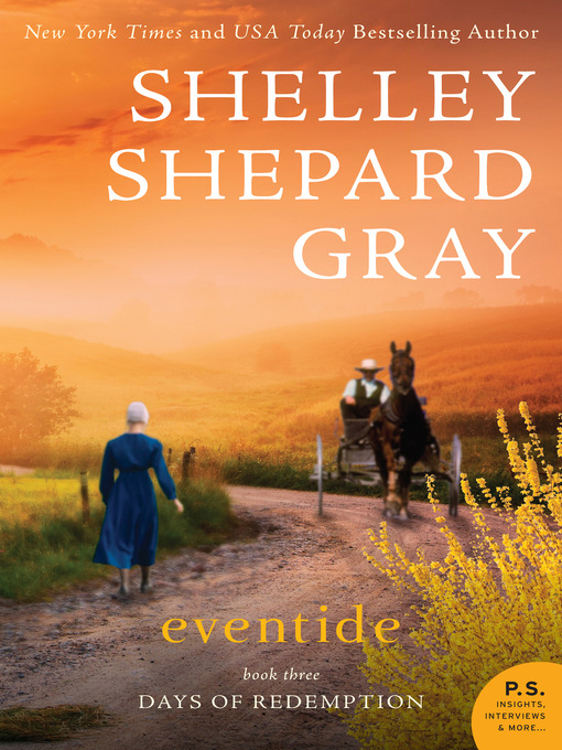 Title details for Eventide by Shelley Shepard Gray - Available