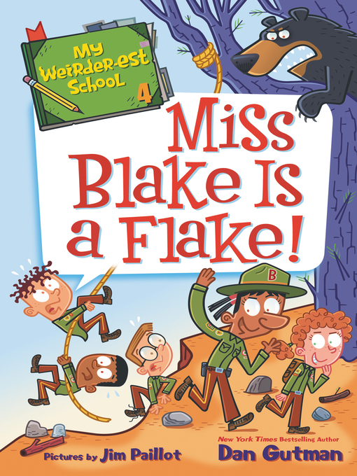 Title details for Miss Blake Is a Flake! by Dan Gutman - Wait list