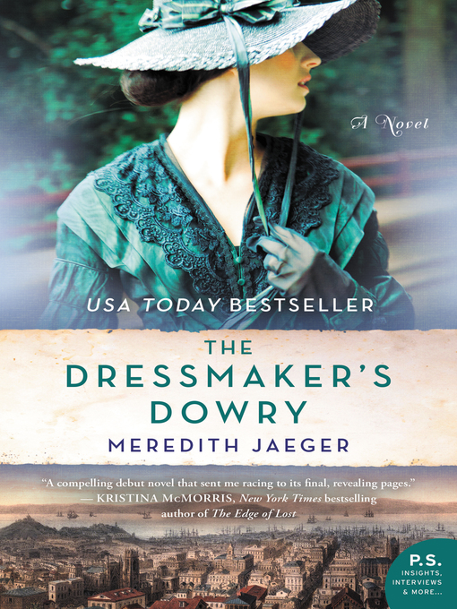 Title details for The Dressmaker's Dowry by Meredith Jaeger - Wait list