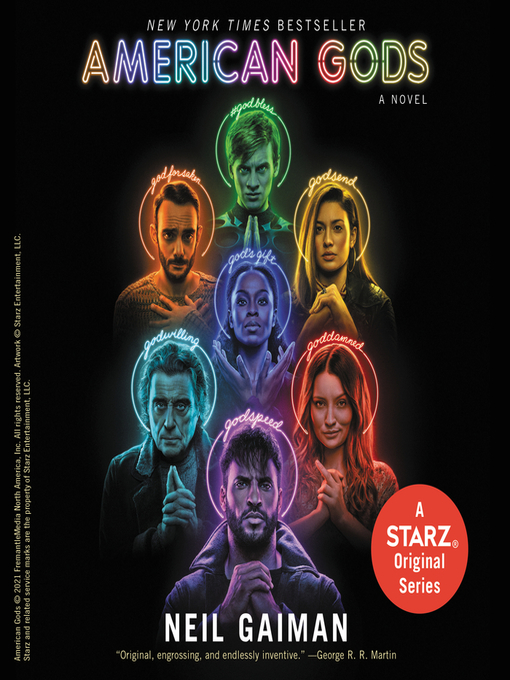 Title details for American Gods [TV Tie-In] by Neil Gaiman - Wait list