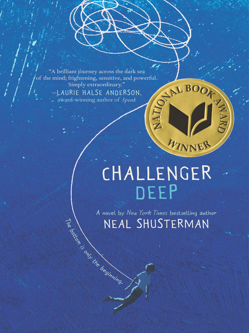 Cover image for book: Challenger Deep