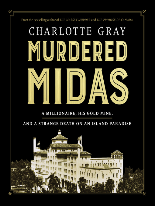 Title details for Murdered Midas by Charlotte Gray - Wait list
