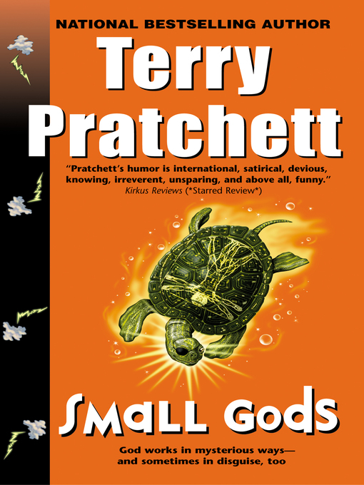 Title details for Small Gods by Terry Pratchett - Wait list