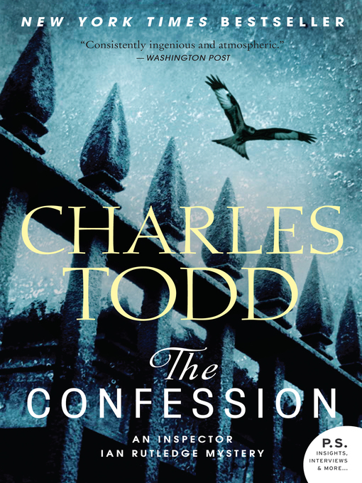 Title details for The Confession by Charles Todd - Available