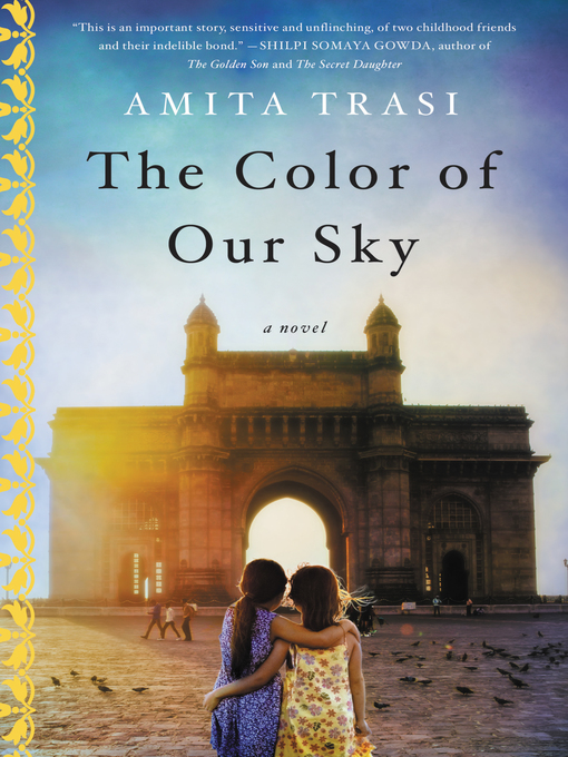 Title details for The Color of Our Sky by Amita Trasi - Available