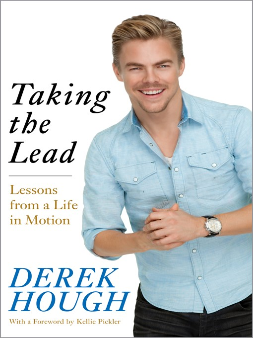 Title details for Taking the Lead by Derek Hough - Available