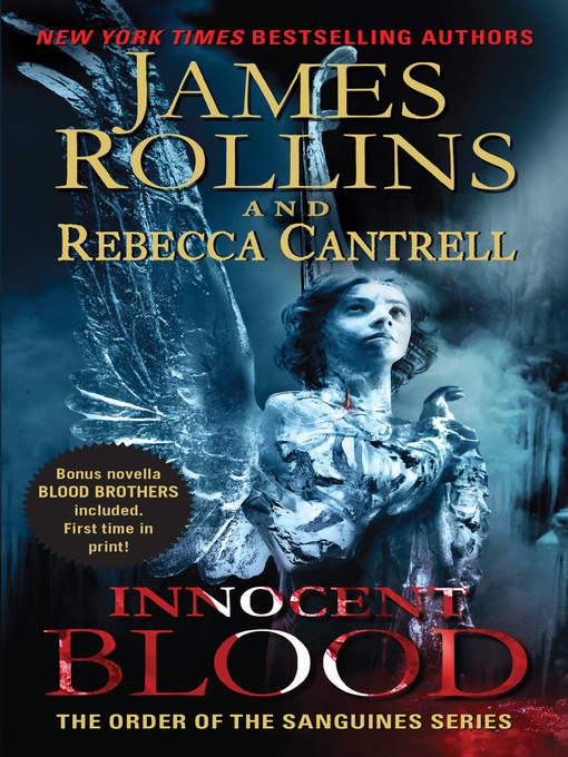 Title details for Innocent Blood by James Rollins - Wait list