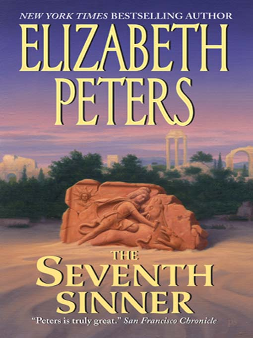 Title details for The Seventh Sinner by Elizabeth Peters - Available