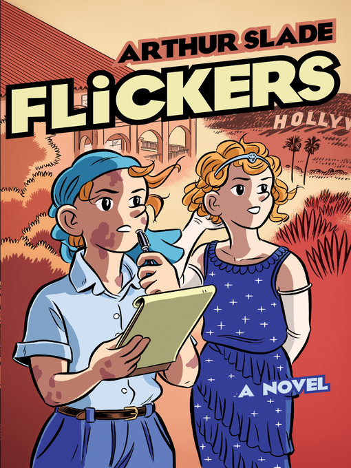 Title details for Flickers by Arthur Slade - Available