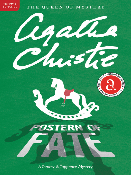 Title details for Postern of Fate by Agatha Christie - Wait list