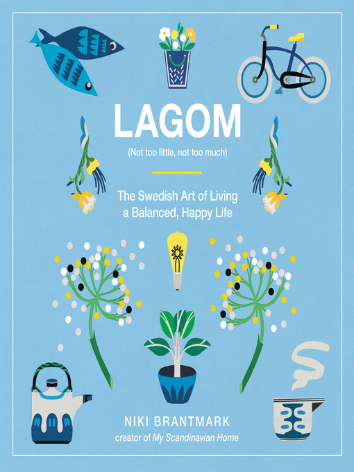 Title details for Lagom by Niki Brantmark - Available