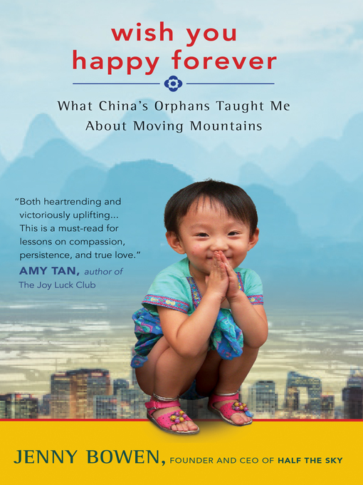 Title details for Wish You Happy Forever by Jenny Bowen - Available
