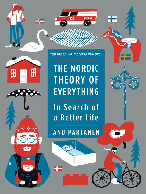 Title details for The Nordic Theory of Everything by Anu Partanen - Wait list
