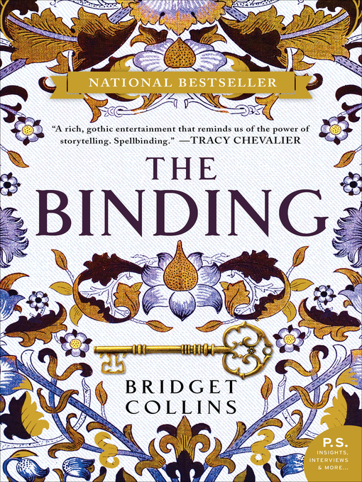 Title details for The Binding by Bridget Collins - Wait list