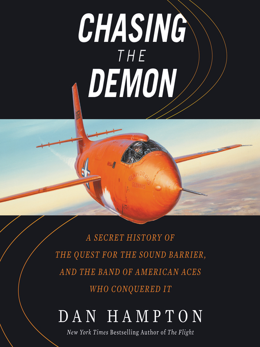 Title details for Chasing the Demon by Dan Hampton - Available
