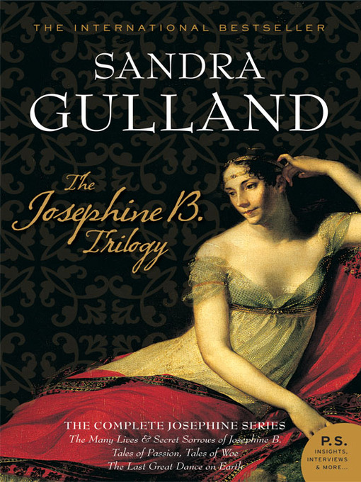Cover of The Josephine B. Trilogy