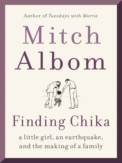 Title details for Finding Chika by Mitch Albom - Wait list