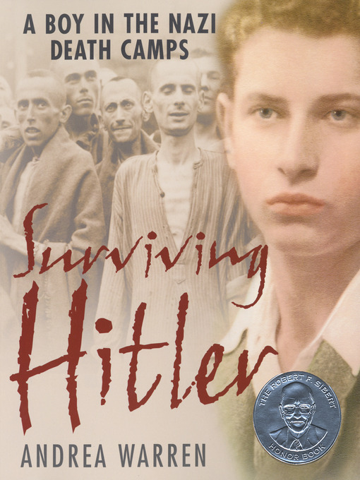 Cover of Surviving Hitler