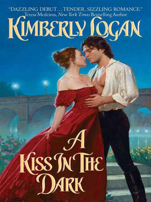 Title details for A Kiss in the Dark by Kimberly Logan - Available