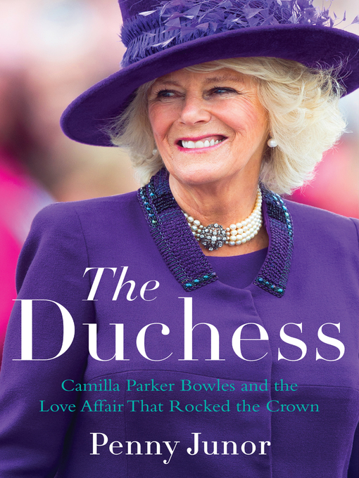 Title details for The Duchess by Penny Junor - Wait list